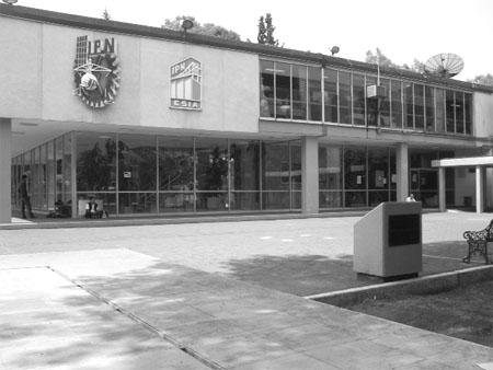 Cronolog a hist rica del instituto polit cnico nacional ipn for Grado superior arquitectura