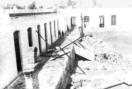 ... sin techar se ubicaban en el área que hoy conocemos como Cuadrilátero y  que ha sido uno de los símbolos más queridos del IPN desde su creación en  1936. 83943c5839882