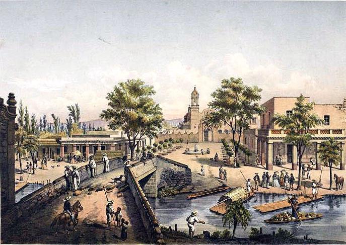 Delishus descubre la historia de iztacalco un barrio m s antiguo que tenochtitl n - Autoescuela 2000 barrio del puerto ...